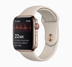 Apple Watch | Fuente: Apple