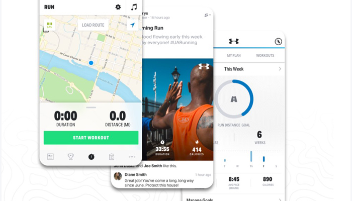 apps fitness para Galaxy Watch