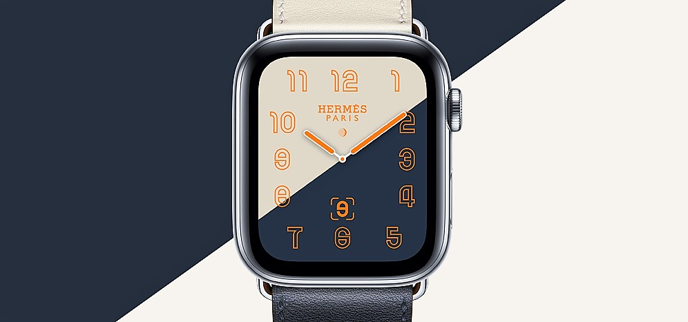Apple Watch Hermes Hero