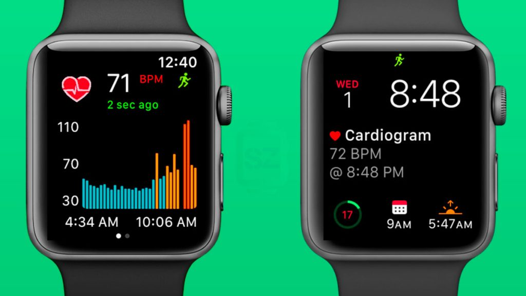 Cardiogram para el Apple Watch