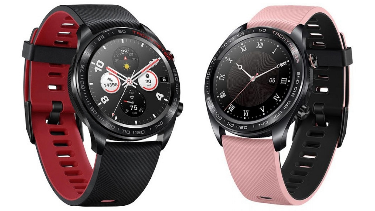 Huawei Honor Watch Magic y Honor Watch Dream, los nuevos relojes inteligentes de Honor que ya se pueden comprar en Europa