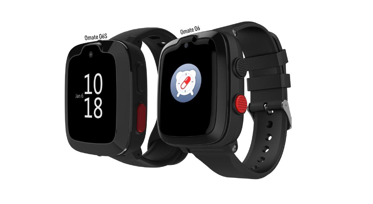 Smartwatches Omate O6 y O6S