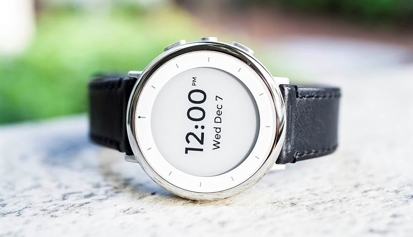 Smartwatch médico Verily Study Watch | Fuente: Verily