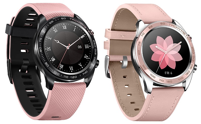 Smartwatches Huawei Honor Watch Dream en color negro y plata