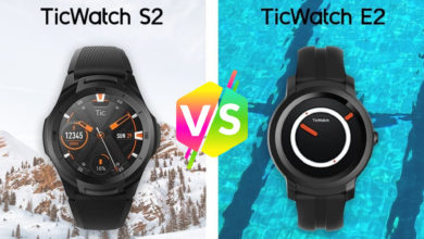 Photo of TicWatch E2 vs TicWatch S2: Comparativa de especificaciones