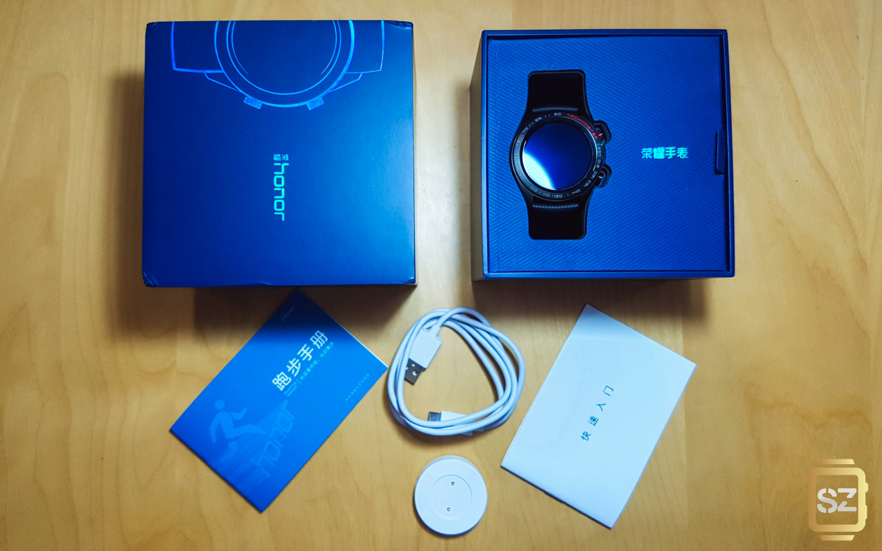 Unboxing del Honor Watch Magic