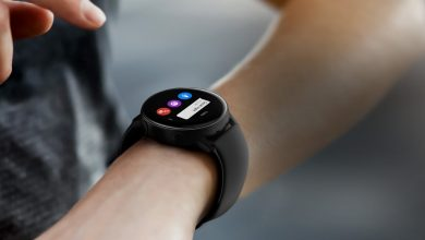 Reloj inteligente Samsung Galaxy Watch Active Negro y sus funciones inteligentes