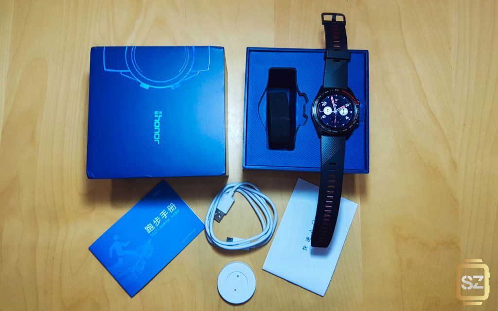 Unboxing y primeras impresiones del smartwatch Honor Watch Magic