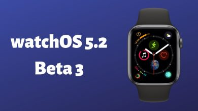 La tercera beta de watchOS 5.2 ya está disponible para su descarga e instalación