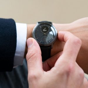 Reloj inteligente híbrido Withings Steel HR Edición Limitada 2019