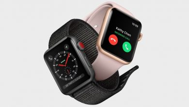 Apple Watch con soporte 4G LTE
