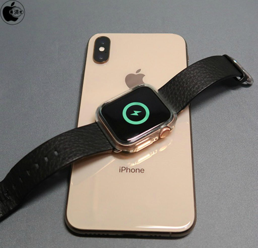 El Apple Watch Series 5 será compatible con la tecnología Wireless PowerShare