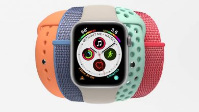 Correas de la colección primavera 2019 para el Apple Watch Series 4