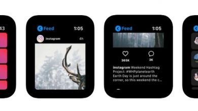Lens, un cliente no oficial de Instagram para el Apple Watch