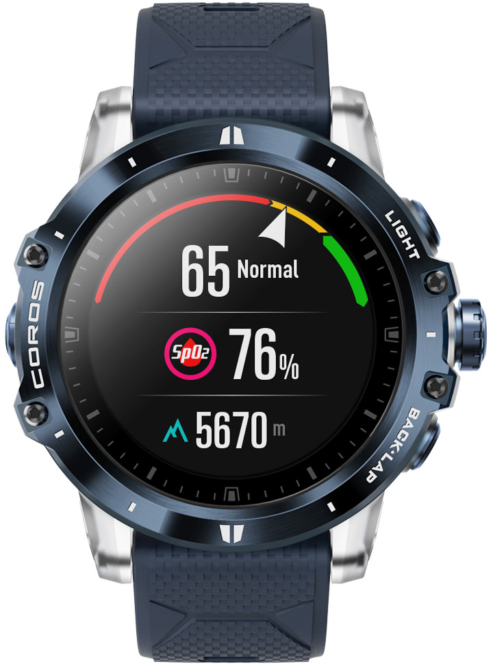 Smartwatch Coros Vertix Ice Breaker