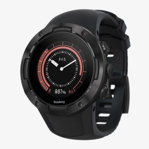Reloj GPS multideporte Suunto 5 All Black