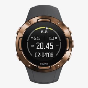 Reloj GPS multideporte Suunto 5 en color Graphite Copper