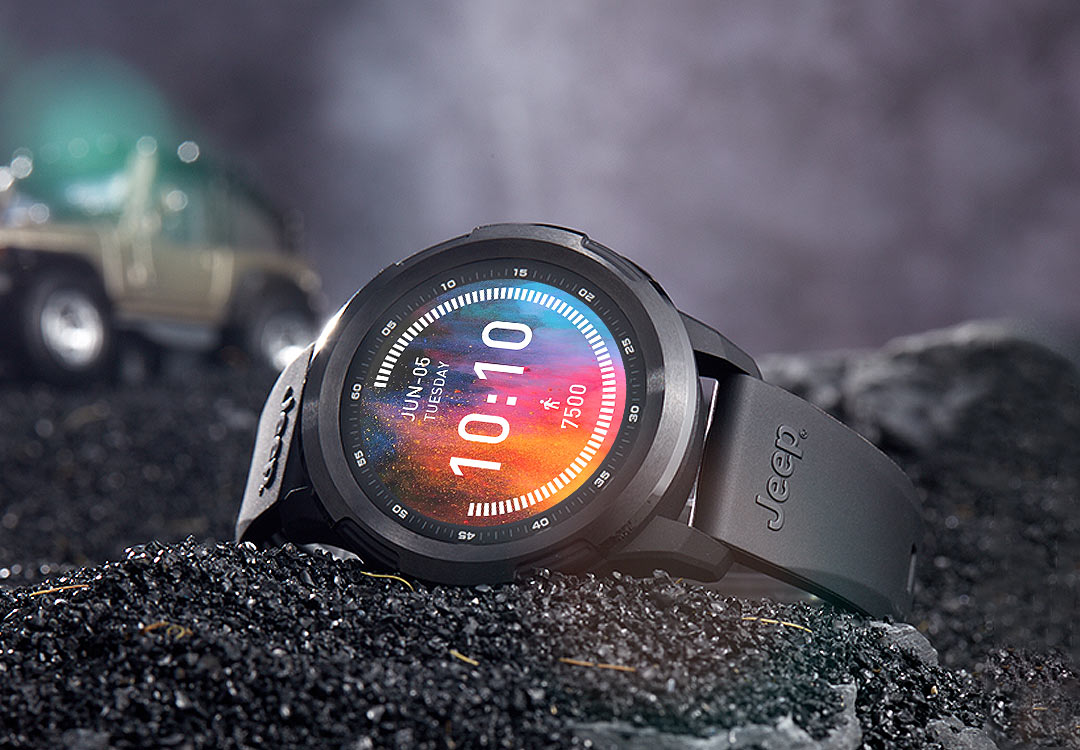 Xiaomi Jeep Smartwatch 4G