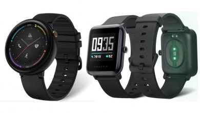Huami Amazfit Verge 2 y Amazfit Health Watch