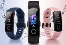 Smartband Honor Band 5