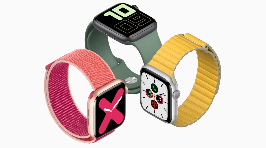 Apple Watch Series 5, uno de los wearables más populares