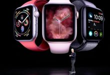 Apple Watch Series 5 oficial