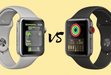 Apple Watch Series 5 vs Apple Watch Series 4