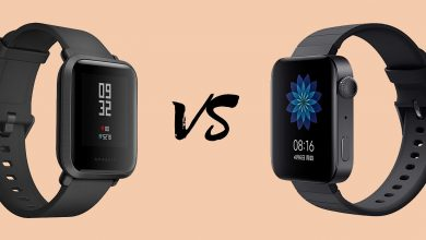 Amazfit Bip 2 vs Xiaomi Mi Watch
