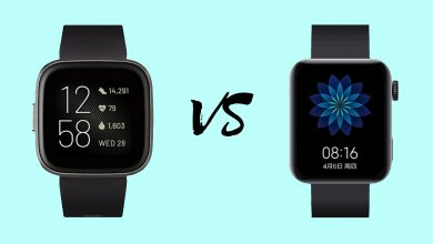 Fitbit Versa 2 vs Xiaomi Mi Watch