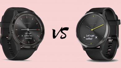 Garmin Vivomove 3 vs Vivomove HR
