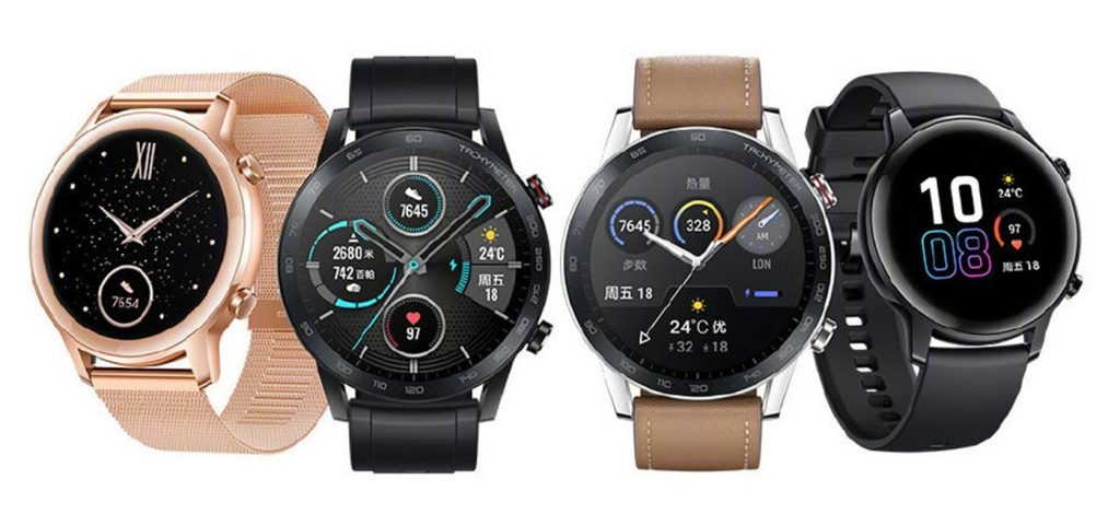 Versiones del Honor Magic Watch 2 de 46 y 42 mm