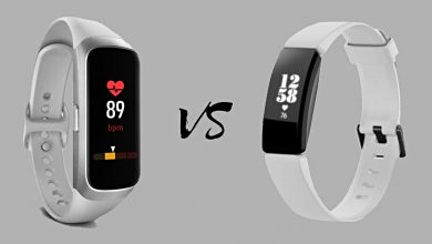 Photo of Samsung Galaxy Fit vs Fitbit Inspire HR: ¿qué smartband es mejor?