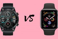 Honor Magic Watch 2 vs Apple Watch Series 5