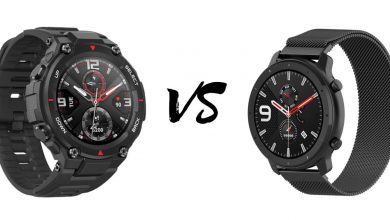 Photo of Amazfit T-Rex vs Amazfit GTR: dos smartwatches con muchas similitudes que comparten varias diferencias