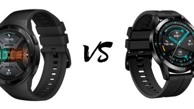 Huawei Watch GT 2e vs Watch GT 2