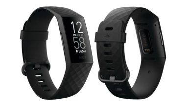 Fitbit Charge 4 filtrada