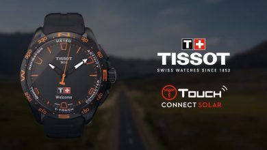 Photo of Tissot T-Touch Connect Solar, el primer smartwatch de Swatch Group