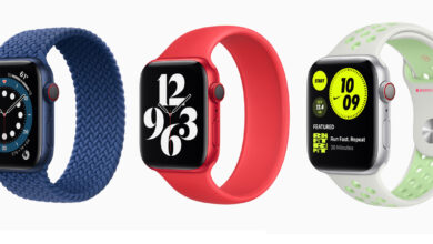 Photo of El Apple Watch Series 6 ya es oficial: precio, disponibilidad y características principales