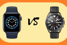 Photo of Apple Watch Series 6 vs Samsung Galaxy Watch 3: dos smartwatches titanes que se ven las caras