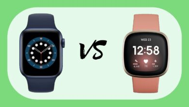 Photo of Apple Watch Series 6 vs Fitbit Versa 3: comparativa con especificaciones, precios y opinión