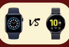 Photo of Apple Watch Series 6 vs Samsung Galaxy Watch Active 2: comparativa con especificaciones, precios y opinión