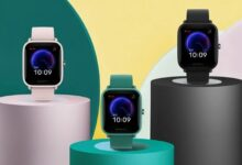 Photo of Nuevo Amazfit Pop, un smartwatch súper barato con NFC