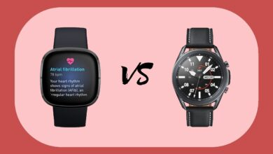 Photo of Fitbit Sense vs Samsung Galaxy Watch 3: comparativa con características, precios y opinión