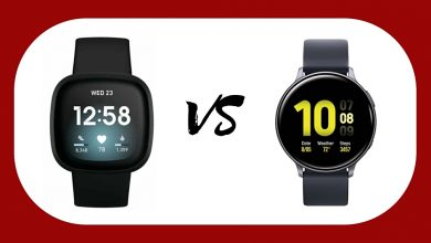 Fitbit Sense vs Samsung Galaxy Watch Active 2