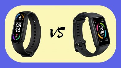 Xiaomi Mi Band 6 vs Honor Band 6