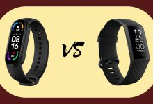 Xiaomi Mi Band 6 vs Fitbit Charge 4
